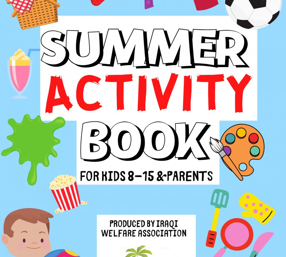 IWA Summer Activity Book
