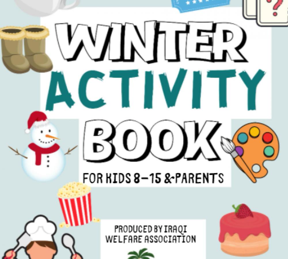 Winter Activity Book 2021